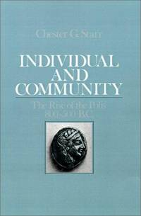 image of Individual and Community: The Rise of the Polis, 800-500 B.C