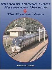 Missouri Pacific Passenger Trains