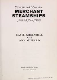 Victorian and Edwardian Merchant Steamships