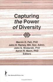 capturing the power of diversity feit marvin d wodarski john s ramey john h mann aaron r