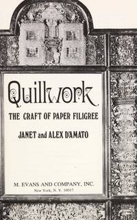 QUILLWORK The Craft of Paper Filigree