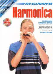 CP69171 - Progressive Beginner Harmonica - Book/CD/DVD