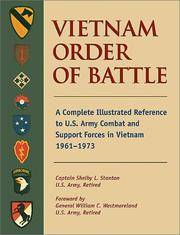 image of Vietnam Order of Battle: A Complete Illustrated Reference to U.S. Army Combat and Support Forces in Vietnam 1961-1973 (Stackpole Military Classics)