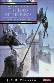 image of The Return of the King (Lord of the Rings, Vol. 3)