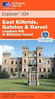 image of East Kilbride, Galston and Darvel: Loudoun Hills and Whitelee Forest (Explorer)
