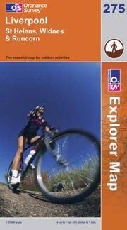 Exp 275 Liverpool St Helens Widnes Ro (Explorer Maps)