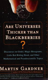 Are Universes Thicker Than Blackberries