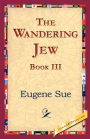 image of The Wandering Jew, Book III