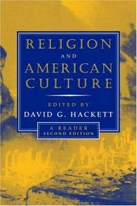 Religion And American Culture : 2Nd Edition