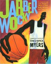 Jabberwocky Carroll, Lewis and Myers, Christopher
