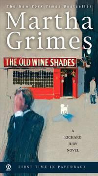 image of The Old Wine Shades (Richard Jury Mystery)