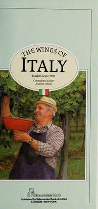 The Wines of Italy by David Gleave - First Edition (?) - 1989 - from Lavender Path Antiques and Books (SKU: 7366)