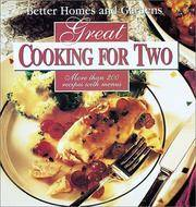 Better Homes and Gardens Great Cooking for Two