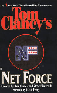 Tom Clancy's Net Force 01: Virtual Vandals (Net Force) by  Tom Clancy  Steve  Pieczenik - Paperback - from BookHolders (SKU: 2338201)
