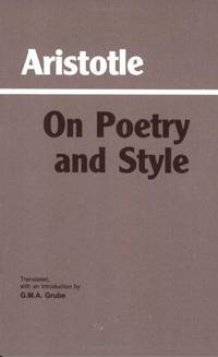 image of On Poetry and Style (Hackett Classics)