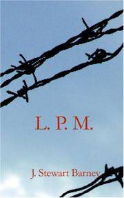 L. P. M.: the end of the Great War