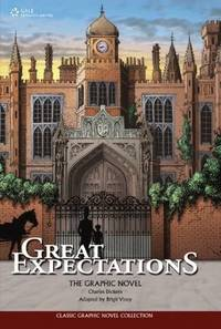 image of Great Expectations: The Graphic Novel (Classic Graphic Novel Collection)