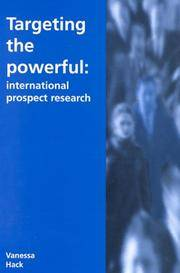 Targeting the Powerful: International Prospect Research