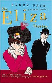 The Eliza Stories