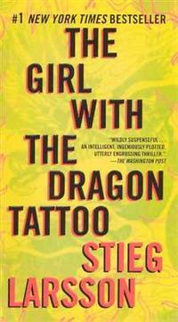 image of The Girl With The Dragon Tattoo (Turtleback School & Library Binding Edition)