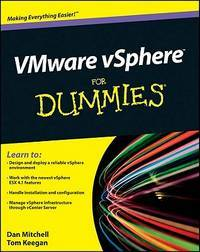 VMware vSphere For Dummies (For Dummies (Computer/Tech))