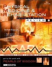 image of Physical Medicine & Rehabilitation (Pearls of Wisdom) [Oct 15, 2002] Kaplan, Robert