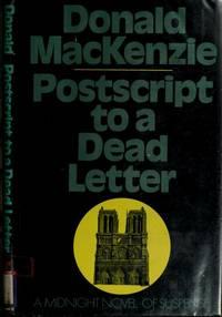 Postscript to a dead letter (Midnight novel of suspense)