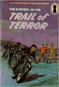 image of MYSTERY OF THE TRAIL OF TERROR (Three Investigators Series)