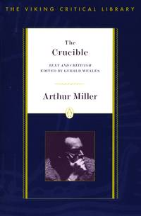 image of The Crucible (Viking Critical Library)