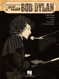 image of Bob Dylan: E-Z Play Today #26
