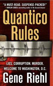 Quantico Rules: A Novel