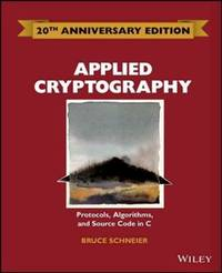 image of Applied Cryptography