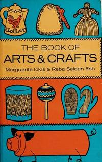 image of Book Of Arts And Crafts