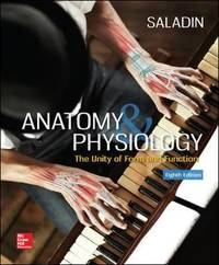 image of Anatomy & Physiology: The Unity of Form and Function