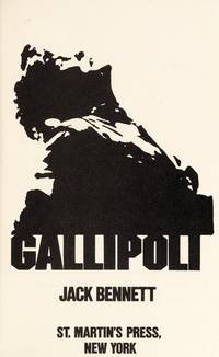 GALLIPOLI - The Novel