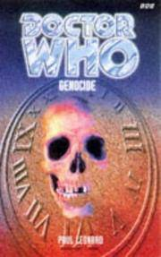 image of Doctor Who:  Genocide
