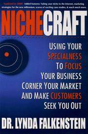 Nichecraft   Using Your Specialness to Focus Your Business, Corner Your  Market and Make...