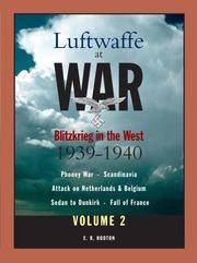 Luftwaffe at War - Blitzkrieg in the West 1939 - 1940 Volume 2