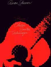 Classic Guitar Technique, Volume 1 (2nd edition)
