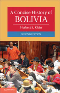 image of A Concise History of Bolivia