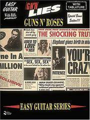 Guns N' Roses - Gn'r Lies by Guns N' Roses - Paperback - 1989 - from Nerman's Books and Collectibles (SKU: 2SM1536)