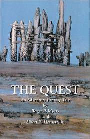 The Quest: An Adventure Fantasy Tale