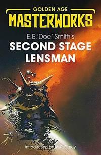 image of Second Stage Lensmen (Golden Age Masterworks)