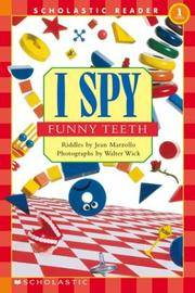 I Spy Funny Teeth (Scholastic Readers)