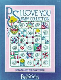 P.S. I Love You Baby Collection Quilts