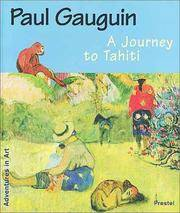 Paul Gauguin  A Journey to Tahiti