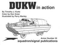 DUKW in Action Armor Number 35