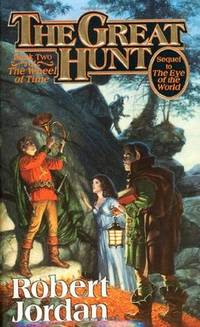The Great Hunt (The Wheel of Time, Book 2) by Robert Jordan - Paperback - 1991-10-15 - from books4U2day (SKU: 612110202022)