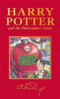 Harry Potter And The Philosophers Stone Deluxe Uk Special Edition