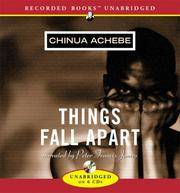 image of Things Fall Apart (African (1))
